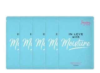 5 Pieces Jayeon In Love with Moisture #SINGLES1111