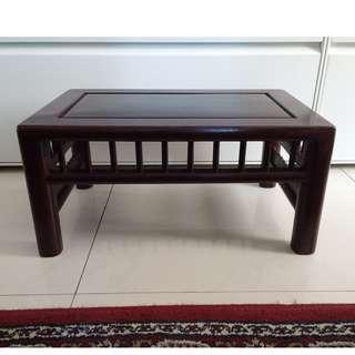 裕華實木茶几 Solid Wood coffee table