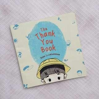 The Thank You Book (self made)