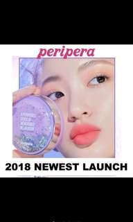 Peripera airy ink cushion 2018 ASMR collection