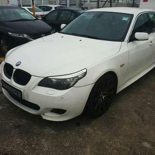 BMW 525XL LCI MSPORT 2010