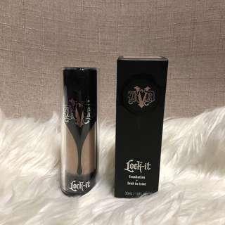 Kat Von D Beauty Lock-It Liquid Foundation