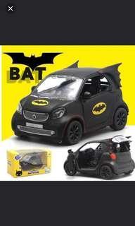 🚚 蝙蝠車🚓合金迴力車