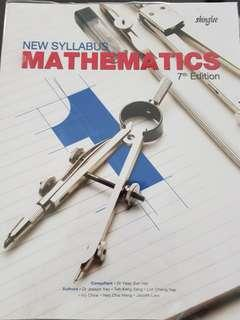 Shingles New syllabus Mathematics  7th Ed