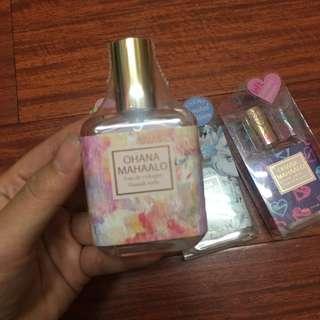 🚚 日本loft專櫃帶回 OHANA MAHAALO 超好聞 香水