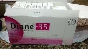 Diane 35 All in One pills (Thailand)