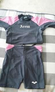 Arena Swimming two pieces suit