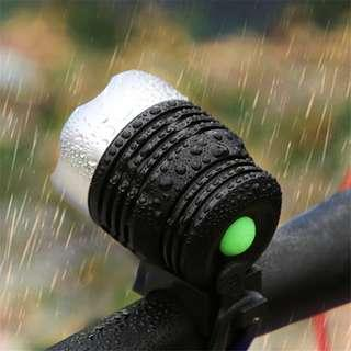 Battery operated bicycle led light. (Uses CR2025 battery) battery included
