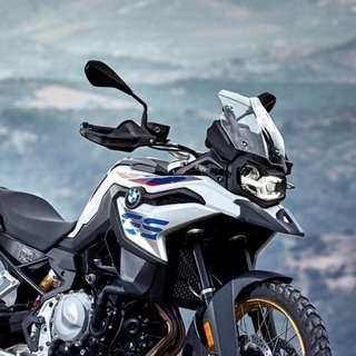 Barkbuster Handguards for BMW F850GS