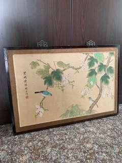 Old Chinese paintings