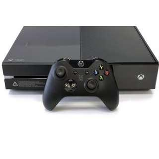 PRICE REDUCED - Xbox One Day One Edition