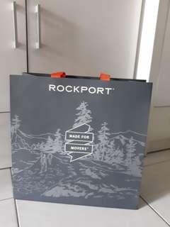 Paperbag Rockport XL