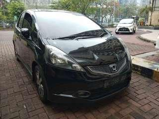 Honda Jazz Manual 2011