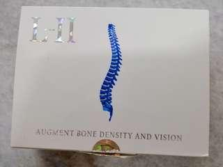 L2 Augment bone density and vision