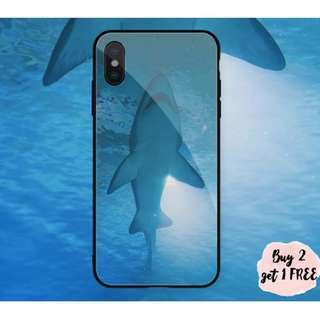 Shark Swimming iPhone/Huawei/Oppo/Samsung Case