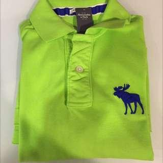 Abercrombie And Fitch Polo Tee