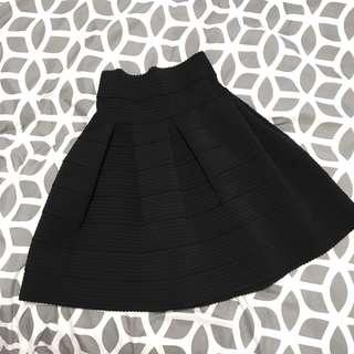 Full skirt - Black