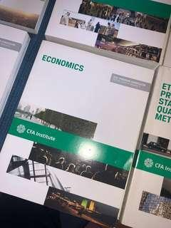CFA program curriculum 6 volumes books 2013