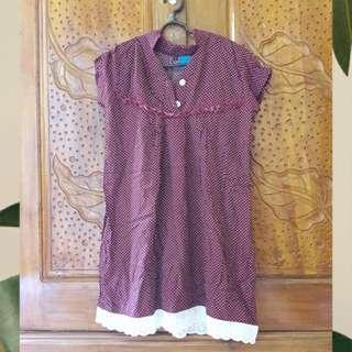 Dress polkadot by pinkle winkle