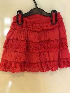Pumpkin Patch Lil' Girls Skirt