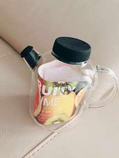 Authentic VATIRI Borosilicate Tea Pot / Kettle 650ml
