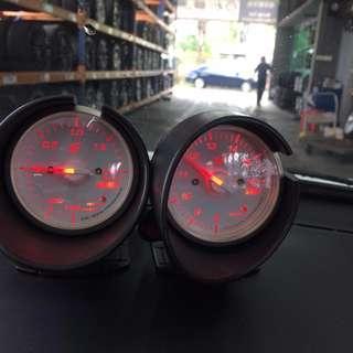 STRI-Racing Volt Meter & Boost Meter (AS3637)