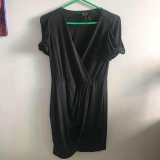 LBD with sleeve detail