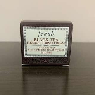 Fresh Black Tea Firming Corset Cream sample 7ml