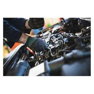 SERVICING FOR CAR