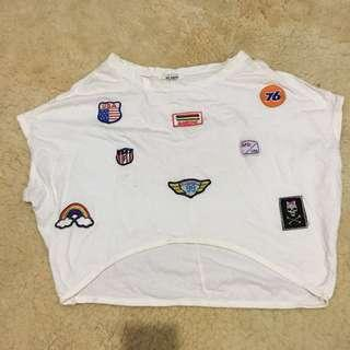 Patch top