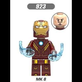 Lego Compatible Mark 8