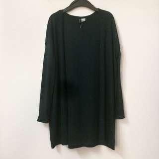 H&M Long Knit Cardigan