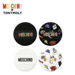 Moschino X Tonymoly Puff set 4pcs