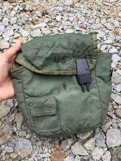 US ARMY BOTTLE BAG