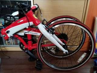Ferrari Bicycle FB2004 法拉利摺疊式單車