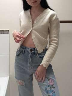 vintage sportsgirl cardigan