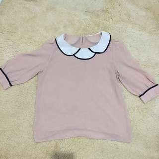 Pink bangkok top