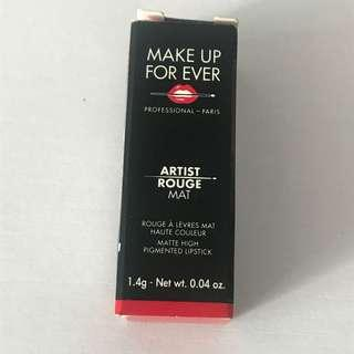 Makeup Forever M401 red