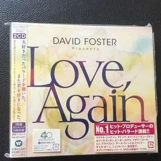 David Foster Love Again (2 CD)