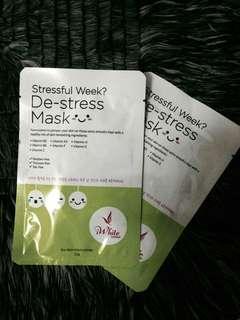 Iwhite Korea De-stress mask