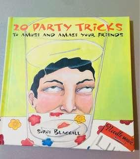 Party Tricks Book