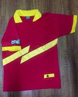 MILO HIDUP BOLA 2014 SPAIN JERSEY #EVERYTHING18