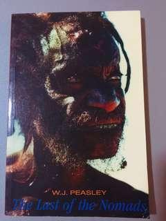 Last of the Nomads - Australian Book