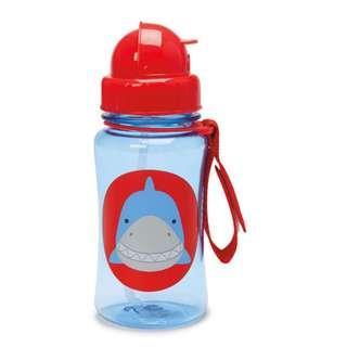 Skip Hop Zoo Straw Bottle (Shark) - 50% Off