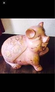 Porcelain Piggy Bank
