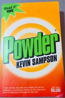 Kevin Sampson - Powder