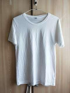 🚚 白色素踢 白踢 素色上衣
