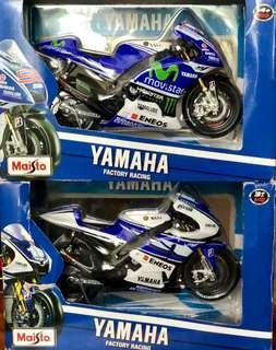 Yamaha YZR M1 1:10 scale