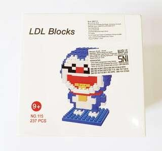 NEW: Lego Mini - Doraemon