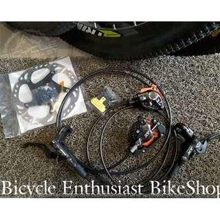 Shimano Deore XT Brake set with Rotors M8000 Brakeset M8000 MTB Bike Parts, Bicycle, Biking, Cycling, Mountain Bike